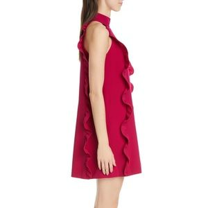 TED BAKER MAGENTA DRESS! (Nearly brand new!)